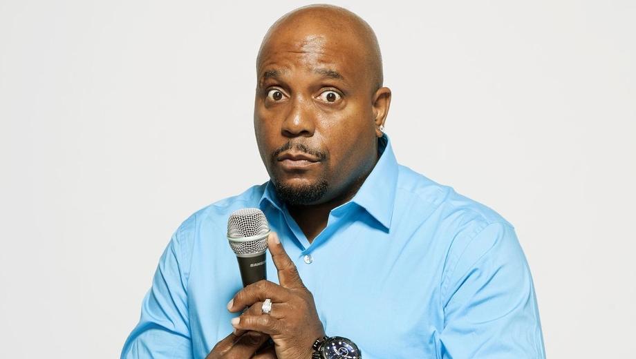 Comedian Arnez J (BET's