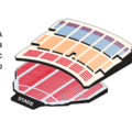 1413298399 seating chart sm benedum center normal