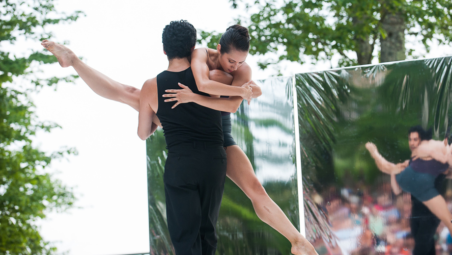 Thomas/Ortiz Dance: 10th Anniversary Performances $12.00 ($25 value)