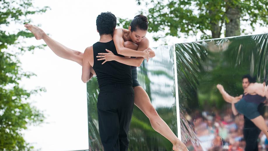 Thomas/Ortiz Dance: 10th Anniversary Performances $12.00 ($25 value)