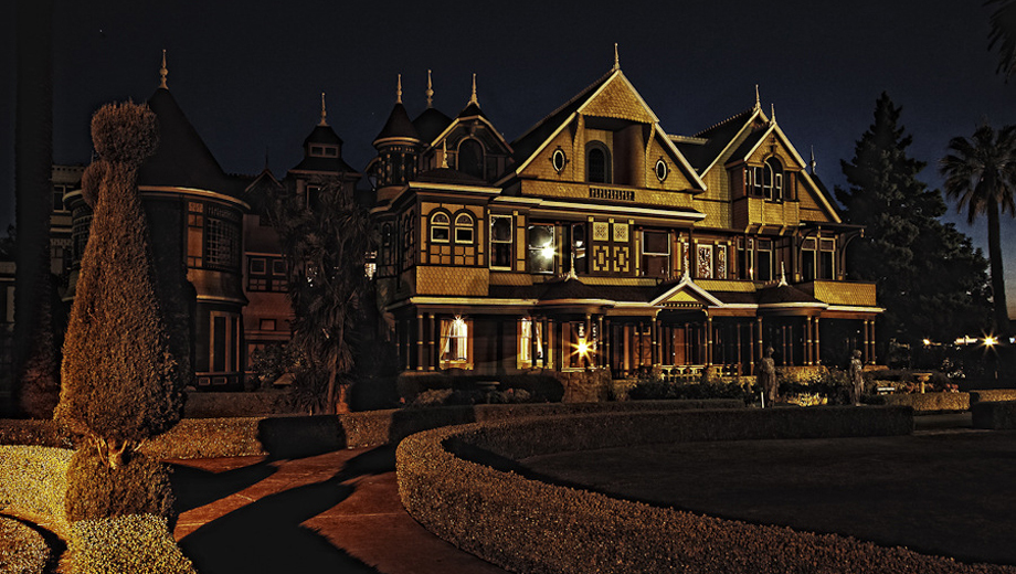 Nighttime Flashlight Tour: Creepy Fun at the Winchester House $34.00 ($49 value)