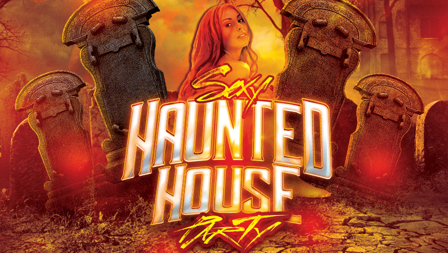 Sexy haunted house