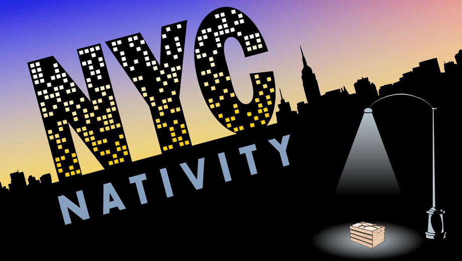 New Holiday Comedy Brings the Nativity to the City $10.00 ($20 value)