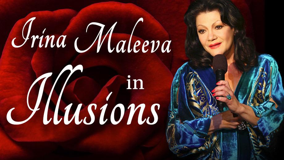 Veteran Actress Irina Maleeva's One-Woman Musical Theater Show: