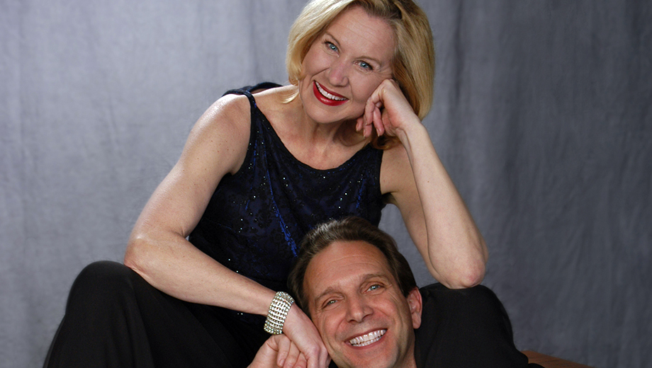 Cabaret Couple: Singing & Piano Duo Meg Mackay & Billy Philadelphia $25.00 ($50 value)