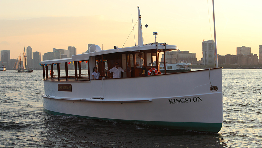 Fall Foliage Cruise of New York Aboard 1920s-Style Yacht $43.20 ($72 value)