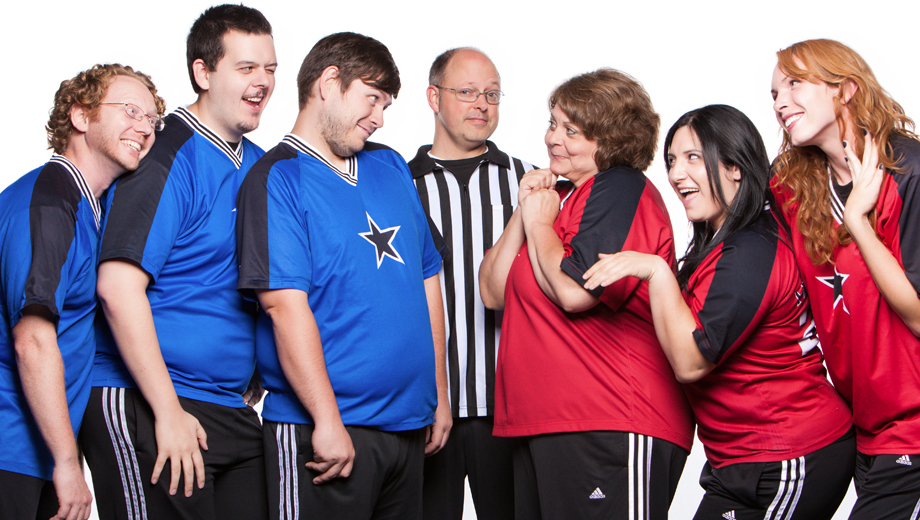 ComedySportz: Fast and Funny Improv Comedy Competition $9.00 ($18 value)