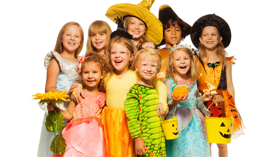 Halloween Carnival for Kids: Games, Costume Contests & More $10.00 ($20 value)