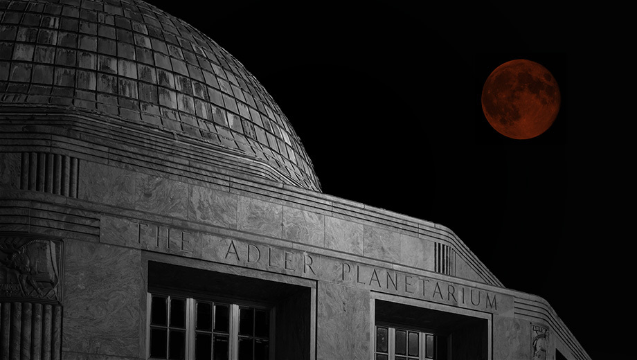 360-Degree Halloween Show at the Planetarium: