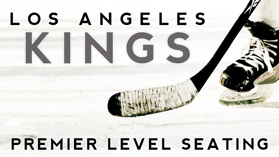 L.A. Kings: Premier Seating for Stanley Cup Champs $75.00 - $120.00 ($125.5 value)