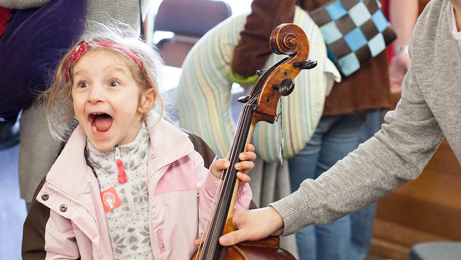 Young String Ensemble Performs Kid-Centric Concert $5.00 ($10 value)