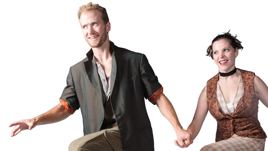 Jump Rhythm Jazz Project Swings Into its 25th Season $17.00 ($32 value)