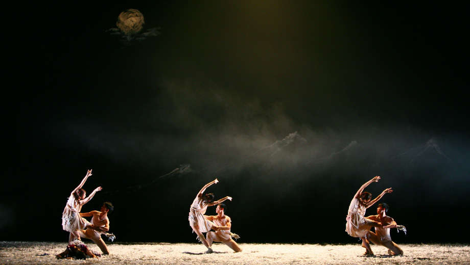Beijing Dance Theater's Powerful, Haunting New Work: