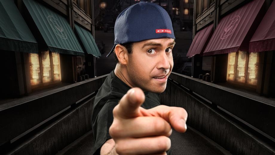 Comedian Pablo Francisco (Comedy Central,