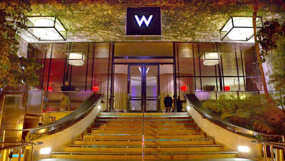 Whiskey Blue at W Westwood Tickets