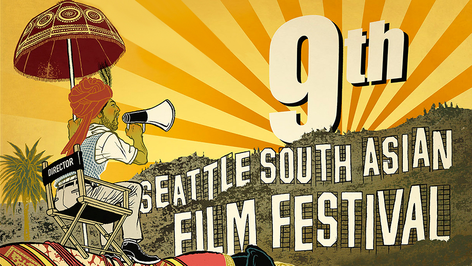 Award-Winning Features & More at South Asian Film Fest COMP - $6.00 ($10 value)
