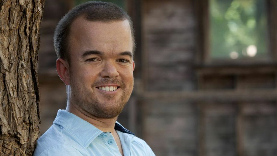 Comedian Brad Williams (