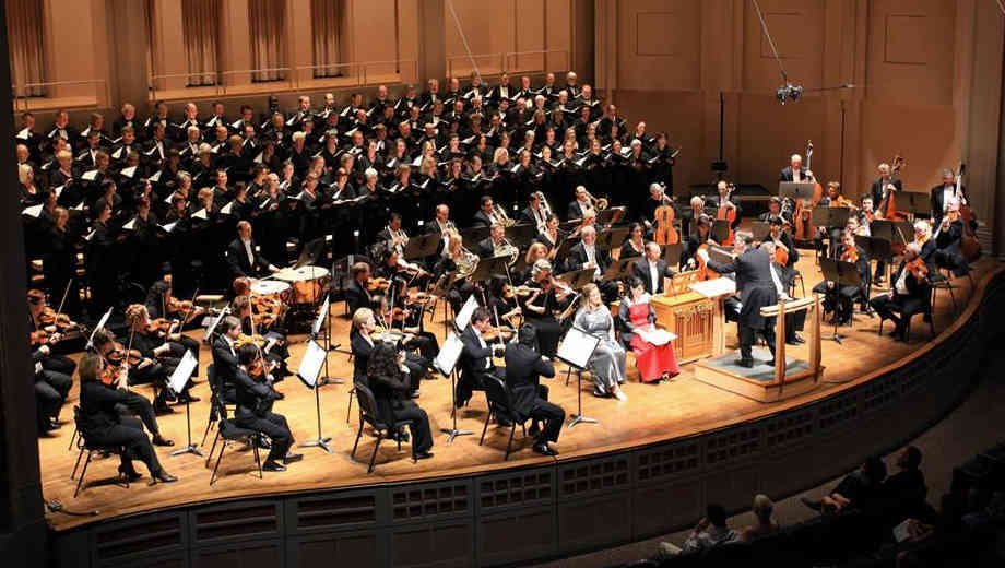 Mozart's Requiem: Portland Symphonic Choir Performs Works Old & New $22.50 ($45 value)