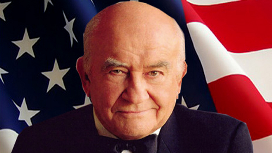 Ed Asner Stars as Iconic President in