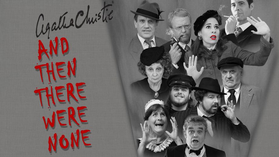 Agatha Christie's Murder Mystery