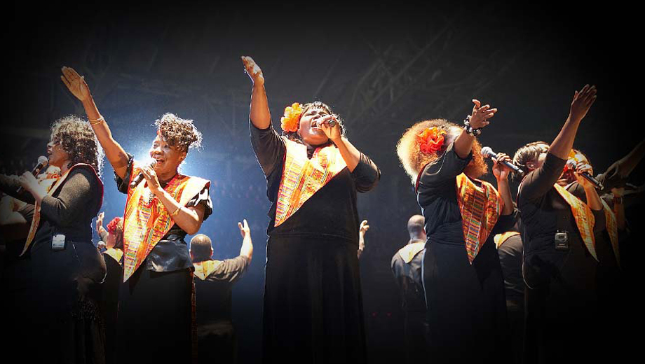 The World-Famous Harlem Gospel Choir at B.B. King's $11.00 ($22 value)