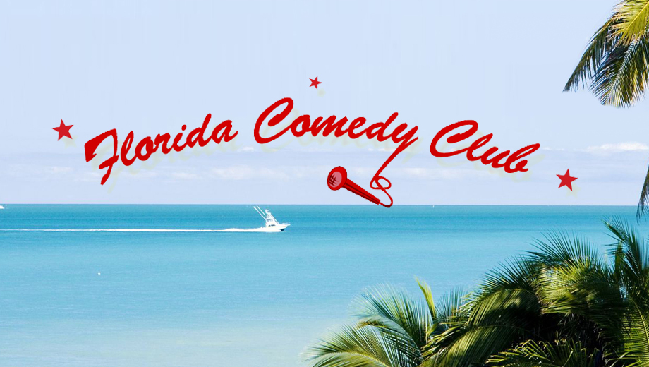 Weekly Stand-Up Showcase Hosted by Ray Combs: Florida Comedy Club COMP - $7.50 ($15 value)