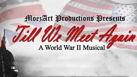 Two Americans in London in WWII Musical
