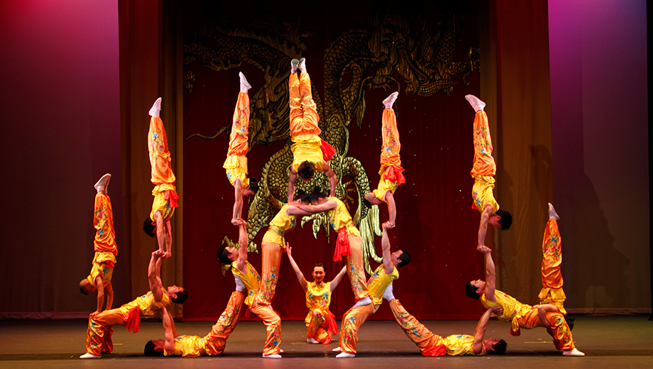 The Incredible Peking Acrobats Return to Amaze and Amuse $11.00 - $22.00 ($22 value)