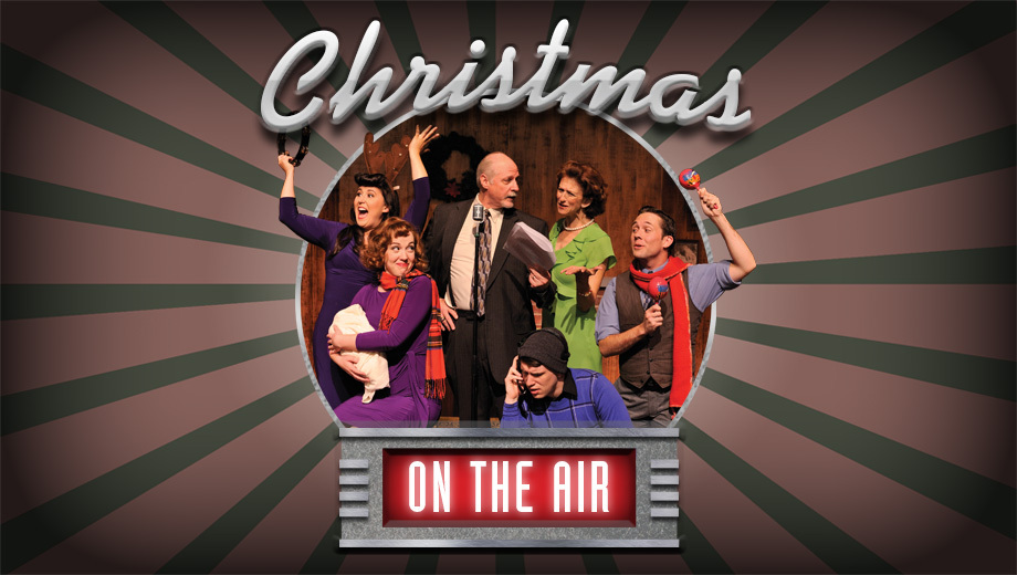 Heartwarming Holiday Stage Play Captures the Magic of Old-Time Radio $6.75 - $16.00 ($25 value)
