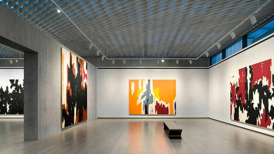 Clyfford Still Museum: View the Painter's Vast Collection, Plus Special Exhibit $5.00 ($10 value)
