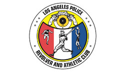 Los Angeles Police Revolver and Athletic Club Tickets