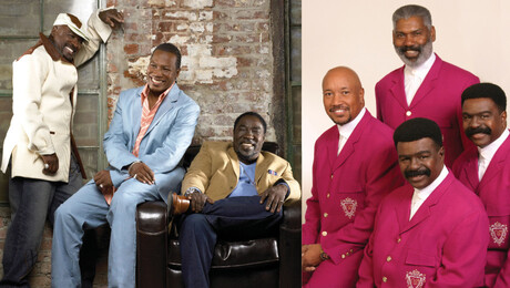 The O'Jays & The Whispers