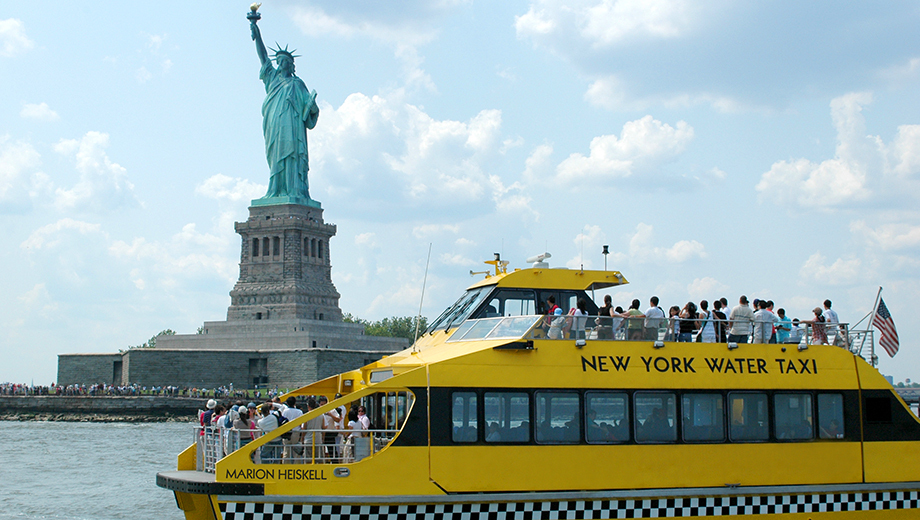 Statue of Liberty Tour on the New York Water Taxi $15.50 ($31 value)