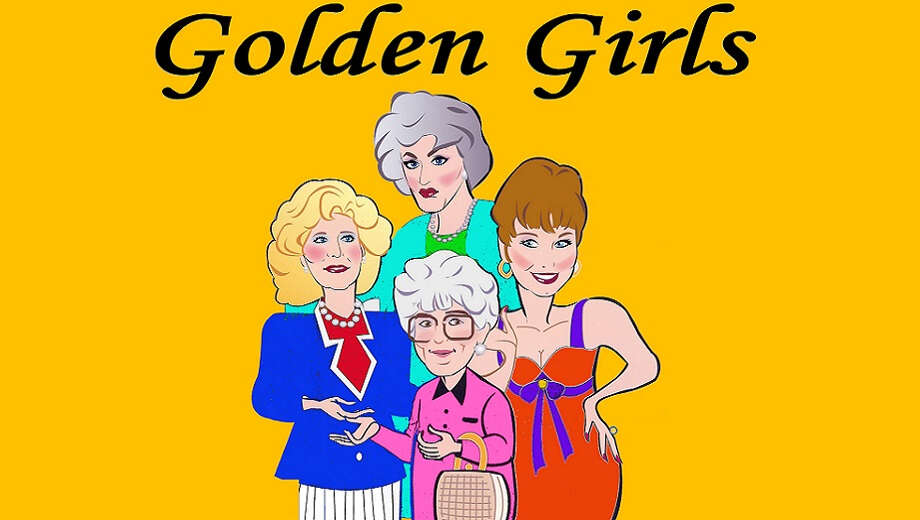 Famous The Golden Girls Live On Stage: A Drag Parody! The Lost Shady  VZ58