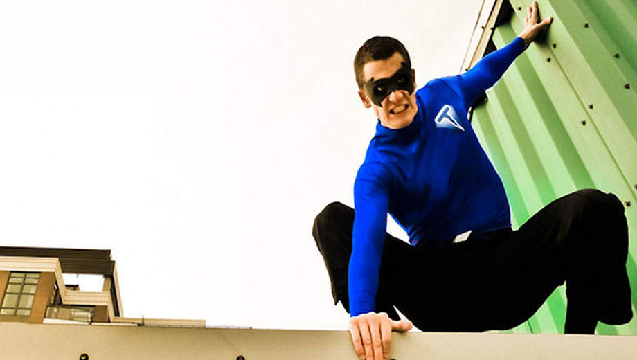 Tap-Dancing Superhero Saves Chicago: