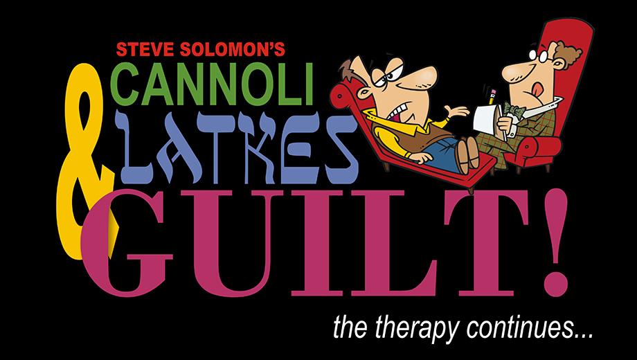 Jewish-Italian Comic Steve Solomon's Solo Show