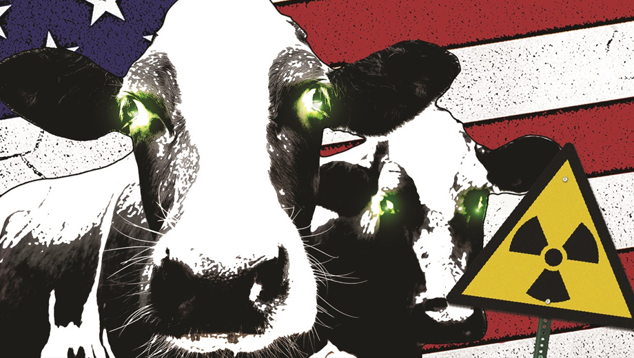Government Comes to a Wisconsin Dairy Farm in Sam Shepard Comedy