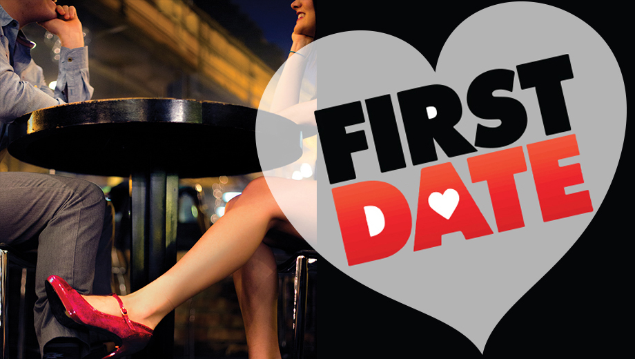 """A """"First Date"""" Goes Off the Rails in Broadway Musical Comedy @ Royal George Theatre 