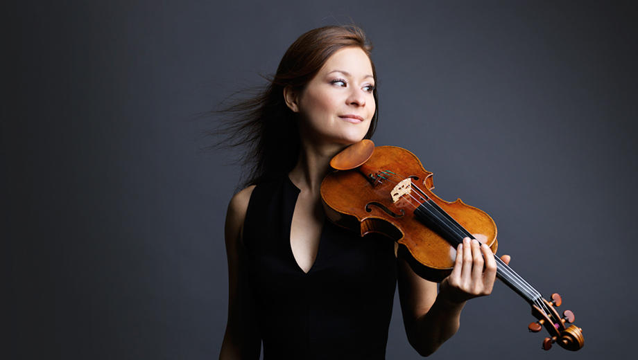 Violinist Arabella Steinbacher and the NSO Perform Tchaikovsky Masterworks $29.50 ($59 value)
