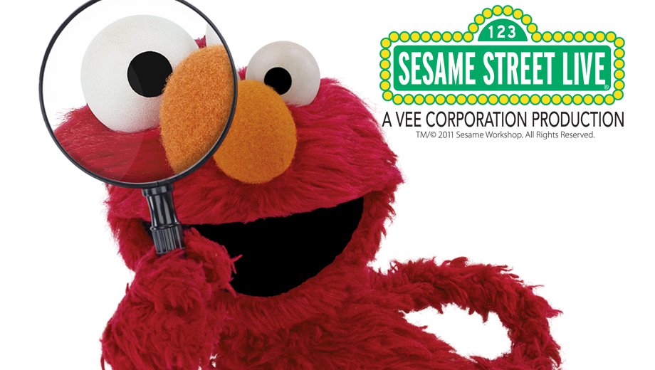 Elmo, Grover, Abby & More in