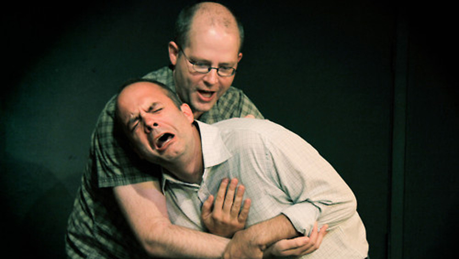 Veteran UCB Performers Brothers Hines' Two-Person Improv COMP - $6.00 ($12 value)