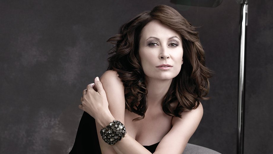 Singer Linda Eder (