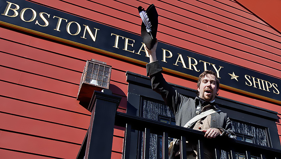 History Comes Alive at Boston Tea Party Ships & Museum $12.50 ($25 value)