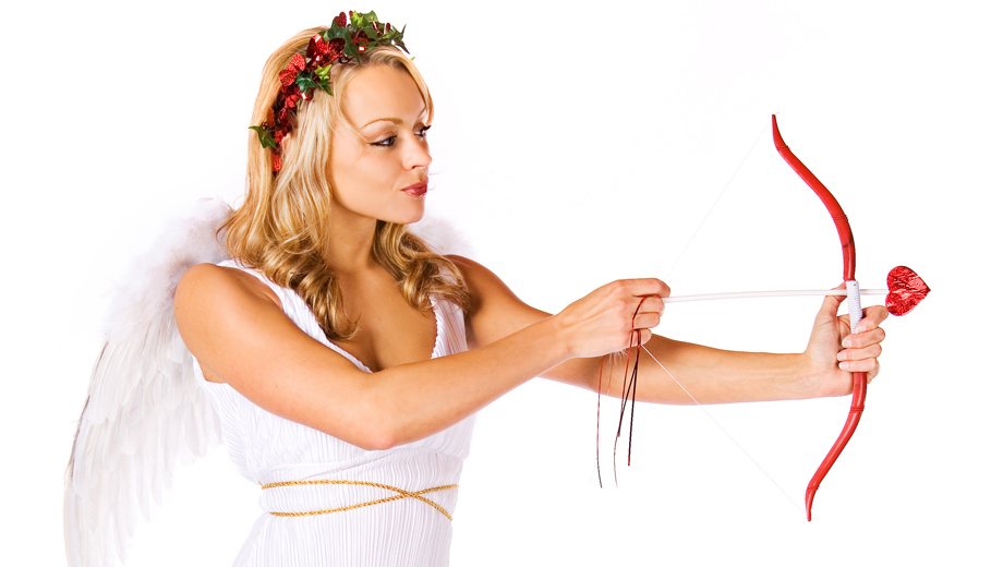 Valentine's Day Stand-Up: