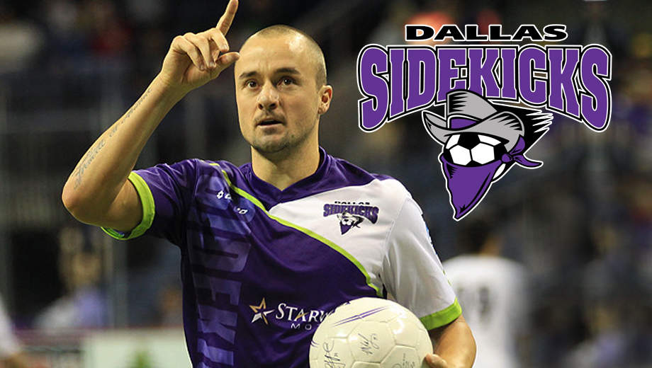 Indoor Professional Soccer Action: Dallas Sidekicks COMP - $14.00 ($24 value)