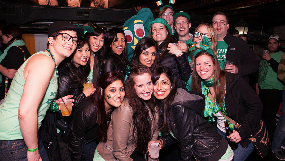 St. Patrick's Day Bar Crawl in Downtown Minneapolis: Drink Specials, Prizes and More COMP - $12.00 ($25 value)
