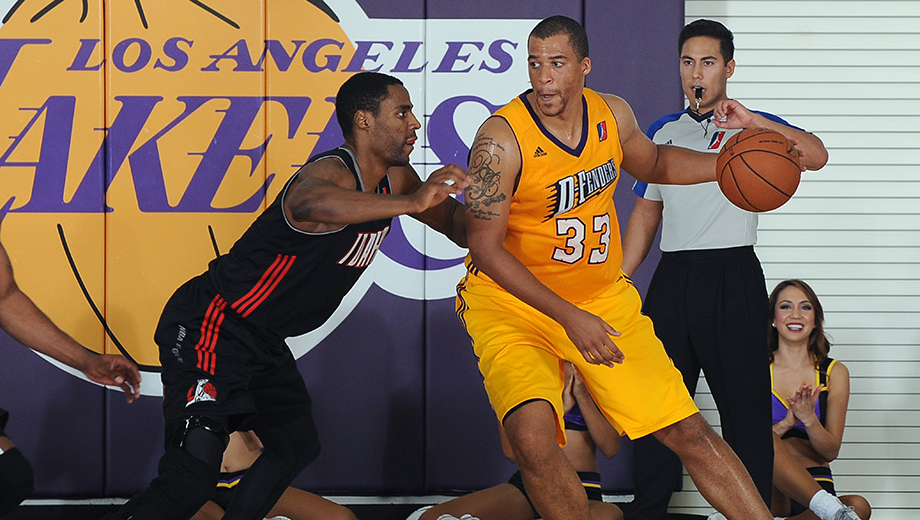 Los Angeles D-Fenders and Laker Girls Bring Pro Basketball to Ontario $9.00 - $15.00 ($17 value)