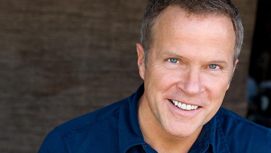 Comedian Bil Dwyer (