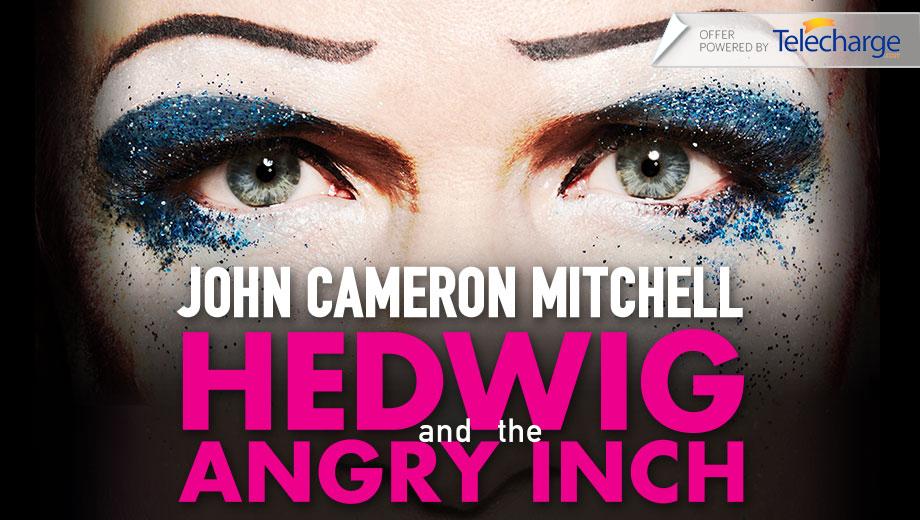 John Cameron Mitchell Stars in