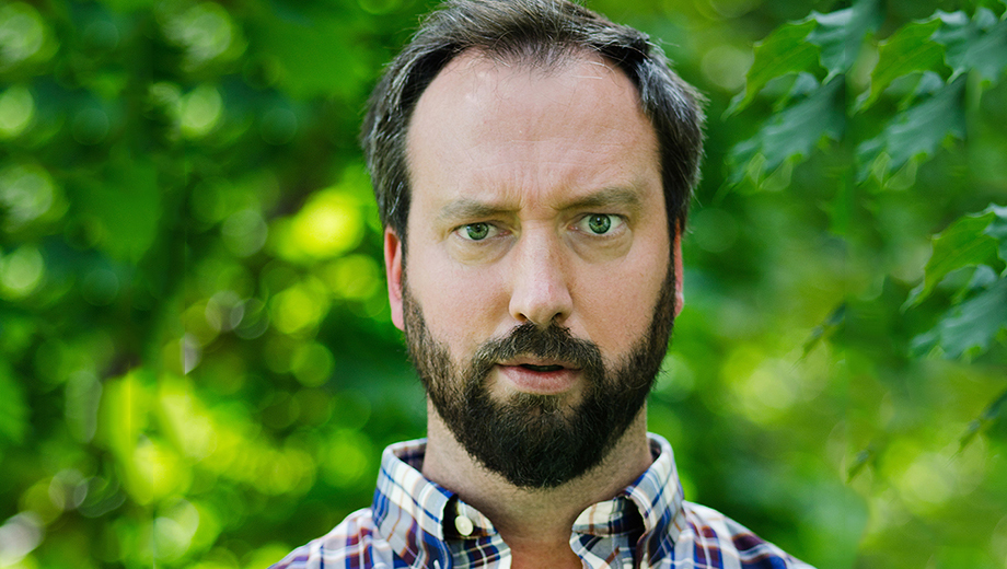 Comedian Tom Green (